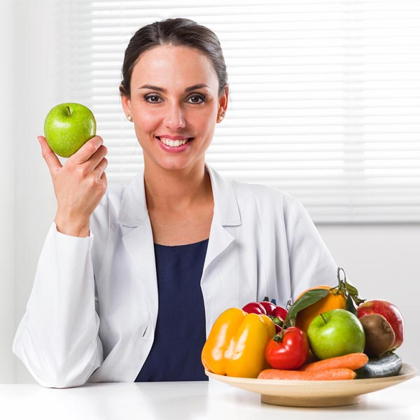 What does a nutritionist do?