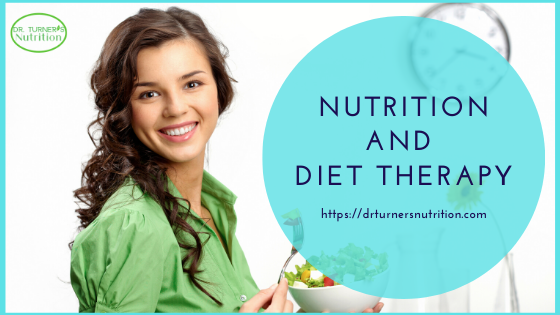 Nutrition And Diet Therapy: The Core Concept Of Losing Weight Safely