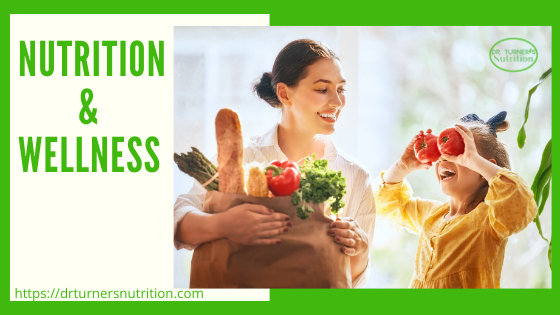 Nutrition And Wellness – Your Overall Well Being Explained